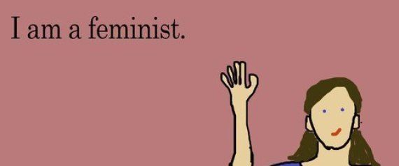An Illustrated Guide to Feminism by Katherine Fritz (HuffPost blogger, 2014-12-15). Worth the read, and the comments show how far we still have as a society to go to properly understand, value and implement equality of opportunity and outcomes.