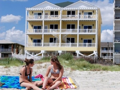 Windy Hill House Rental: Seaclusion, 5000 Sf Luxurious Oceanfront Duplex In  North Myrtle Beach
