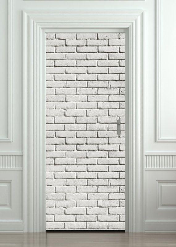 Door Wall Sticker /Door Mural / Door Wrap / Door Sticker /
