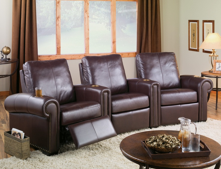 Balance Home Theatre Seating by Palliser.