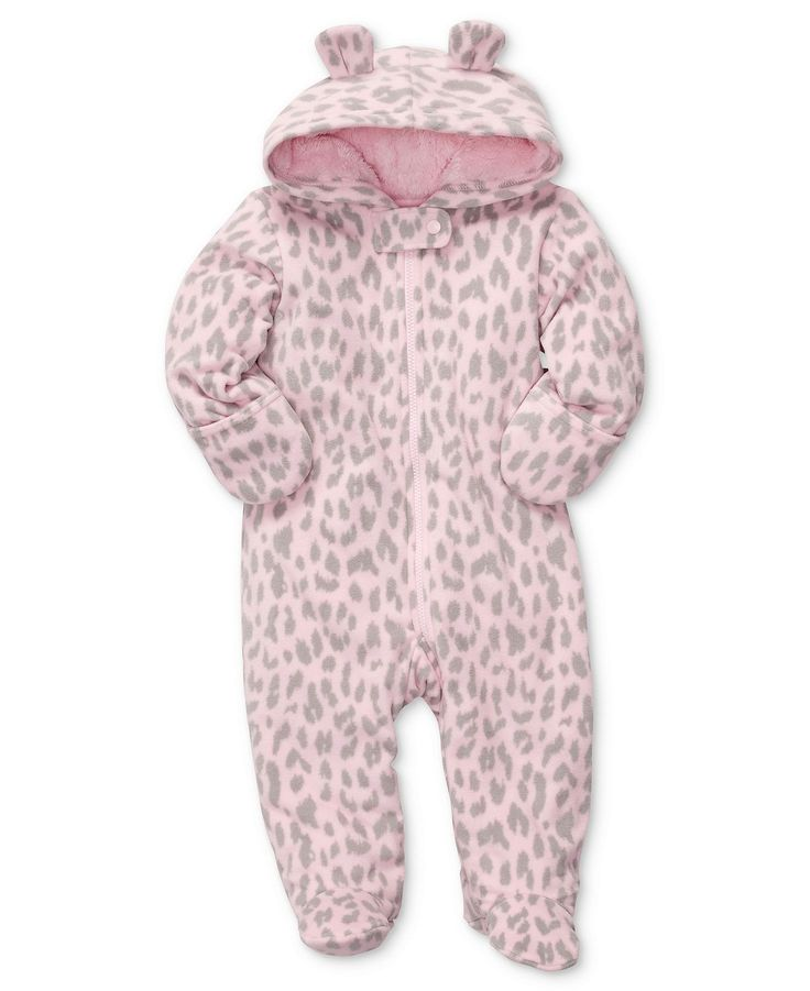 Carter's Baby Outerwear, Baby Girls Pram - Kids Newborn Shop - Macy's