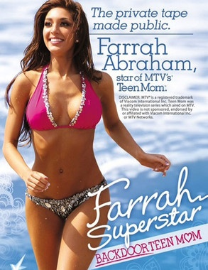 Teen Mom Farrah Abraham's Seals Million Dollar Porn Deal!