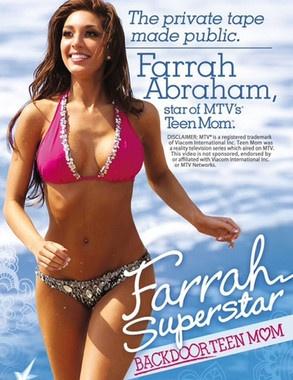 Teen Mom Farrah Abraham's Seals Million Dollar Porn Deal!