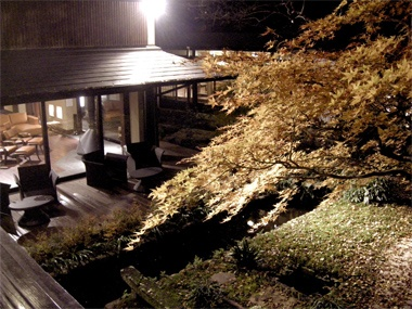 """子宝の湯""""として有名な静岡県吉名温泉にある、江戸時代から続く老舗旅館「東府や Resort」へ紅葉の美しい季節に訪れました。客室は和モダンに生まれ変わって、昨年春にグランドオープンしたばかり。3.6万坪という広大な敷地内に流れる川のせせらぎを聞きながらの森林浴は「日本に生まれてよかった♪」の一言に尽きる。とろとろっとしたお湯は美肌効果も満点です。(山崎)   http://www.tfyjapan.com/  【Numero TOKYO編集長 田中杏子】 http://lexus.jp/cp/10editors/contents/numero/index.html ※掲載写真の権利及び管理責任は各編集部にあります。LEXUS pinterestに投稿されたコメントは、LEXUSの基準により取り下げる場合があります。"""