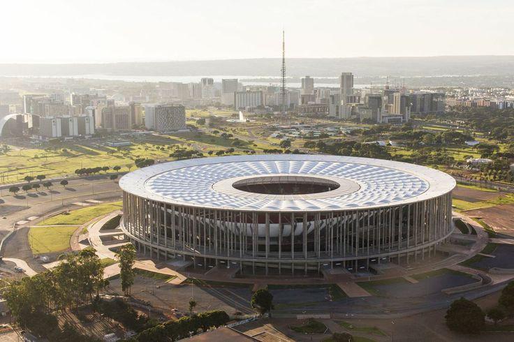 Estádio Nacional Mané Garrincha (Brasília/DF)