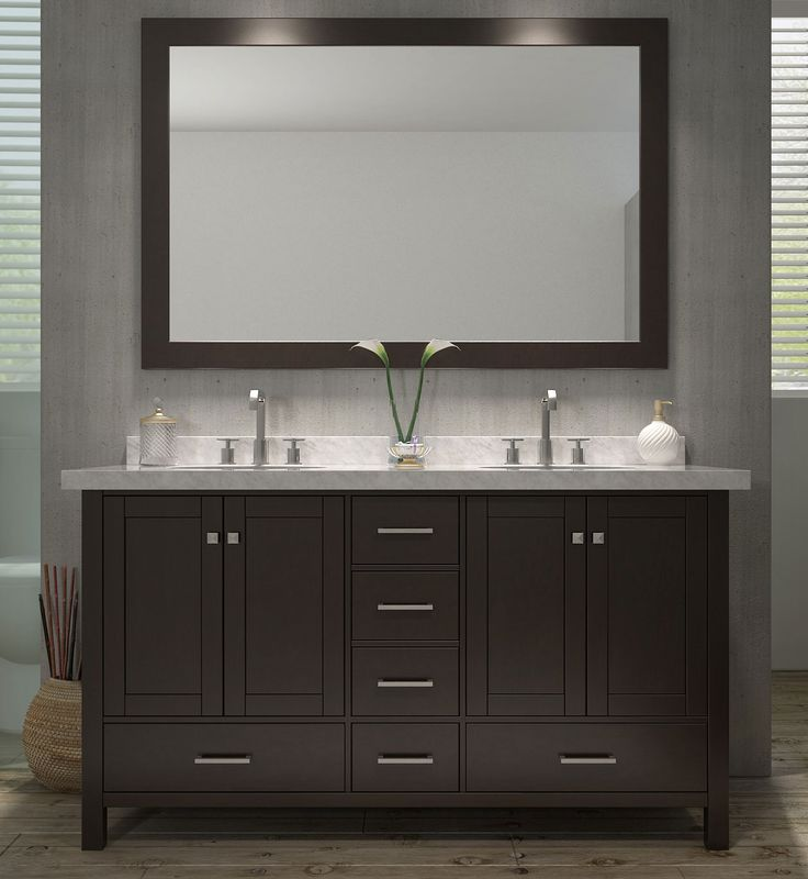 Bathroom Double Sink Vanity 25+ best double sink bathroom ideas on pinterest | double sink
