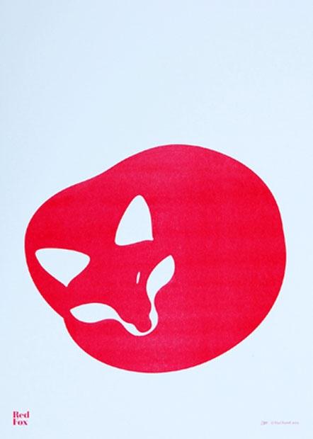 Paul Farrell- red fox