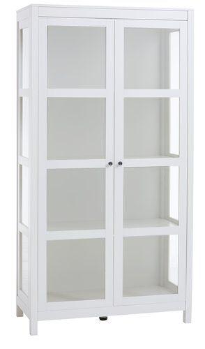 Witryna ILBJERG 2 drzwi biały | JYSK