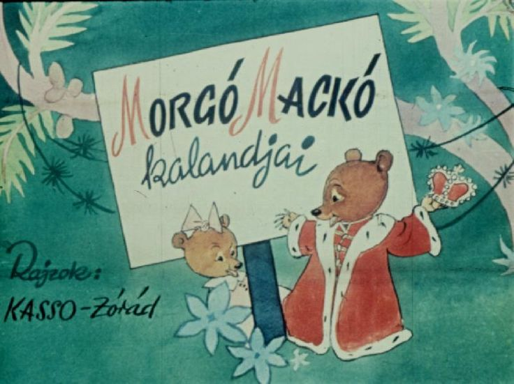 Morgó Mackó kalandjai
