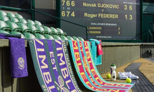 #Ecommerce_News #Wimbledon_Towel Brand Launches #Ecommerce_Site Wimbledon towels may have been disappearing from centre court – but they are now available to buy online, thanks to the launch of a new website. Read More At <> http://www.ecbilla.com/ecommerce-news/launch/wimbledon-towel-brand-launches-ecommerce-site.html #Wimbledon #Christy