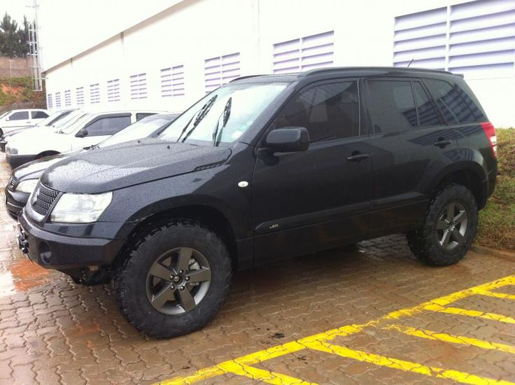 Pictures Of Off Road Tyres Suzuki Vitara