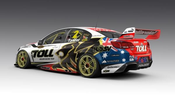 HRT US Livery - Texas - 2013