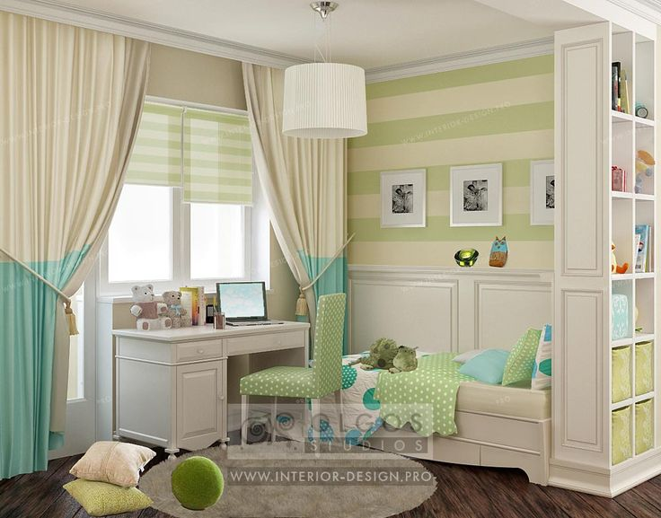 Бежевая зеленая комната http://interior-design.pro/ru/dizayn-detkoy-komnaty-malchika-devochki beige green nursery http://interior-design.pro/en/kids-room-design-ideas smėlio žalia darželio http://interior-design.pro/vaiku-kambario-interjero-dizainas