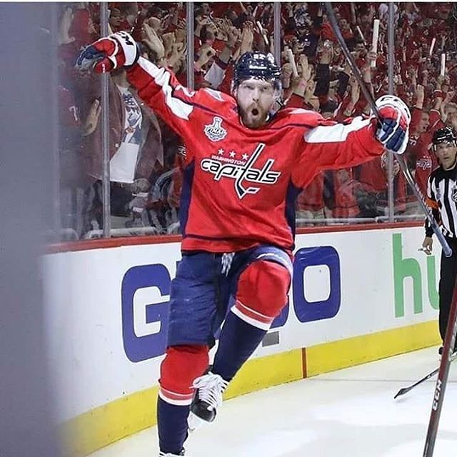 buy popular 30b39 4a4c3 Reposting @jonesnforsports: Capitals take game 3 at home and ...