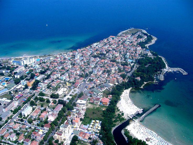 Primorsko Beach Bulgaria 01