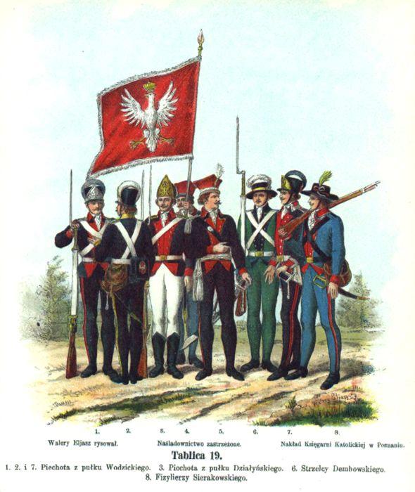 Polish infantry_1794