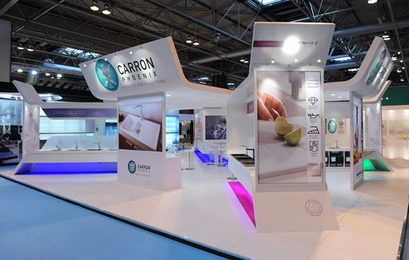 Exhibition Stall Types : Best corporate exhibition stands trade show