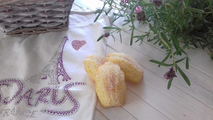 Madeleine il dolcetto francese di Proust