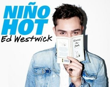Niño Hot: Ed Westwick