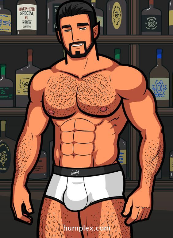 Monthly Manful the Librarian | Humplex.com : Gay playground for adults who like games and ...: