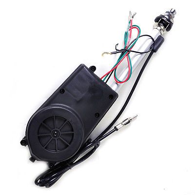 Pro #universal car aerial automatic #power antenna am fm radio mast signal #boost,  View more on the LINK: http://www.zeppy.io/product/gb/2/112166727640/