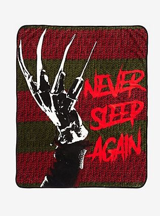I want one of these for my bed A Nightmare On Elm Street Never