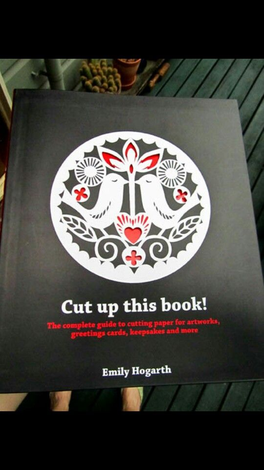 A guide to papercutting with templates and lovely paper ready for cutting, if you dare.