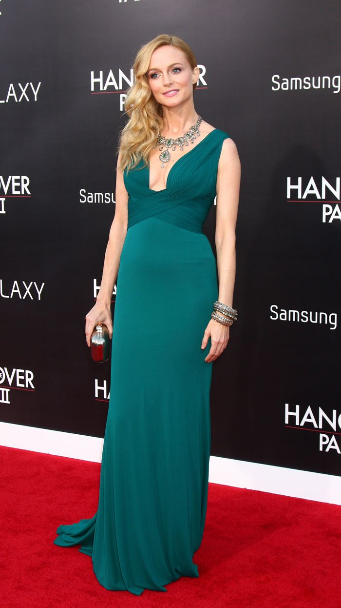 Heather Graham in Herve L. Leroux