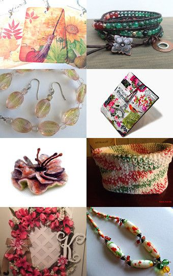 Cheerful gifts by Marie ArtCollection on Etsy--Pinned with TreasuryPin.com