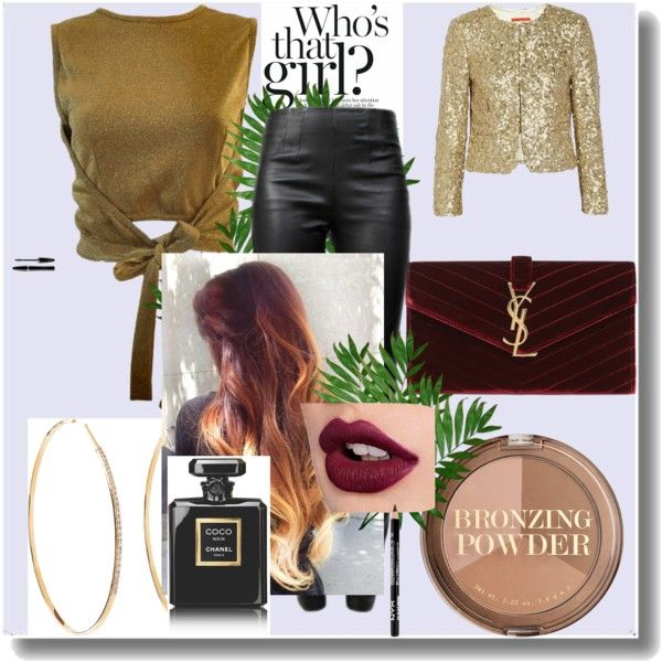 """Party time"" by juhiawasthi on Polyvore"