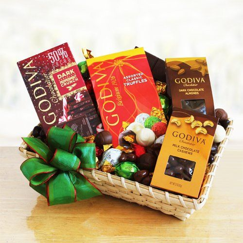 10 best Chocolate Gift Baskets images on Pinterest | Chocolate ...