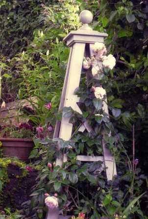 13 best images about garden obleisk on pinterest. Black Bedroom Furniture Sets. Home Design Ideas