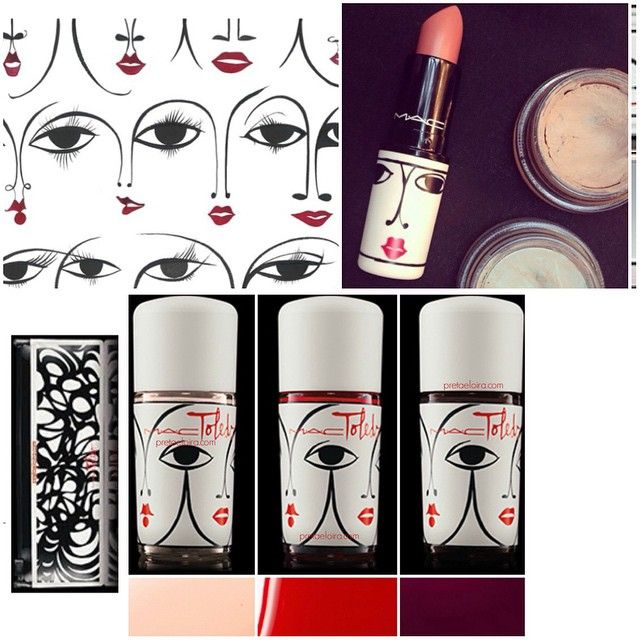 #ShareIG #MACToledo @toledox2 ❤️ #limitededition ❤️ Nail Lacquer $17.50 (Cream): • Faint Of Heart - Palest milky nude • Venus Red - Clean true red • Vixen - Deep burgundy red Makeup Bag $35.00: Features Ruben's illustrations *** Available Feb 5th MAC online & Stores only *** (Date subject to change) ❤️ For more info & Pix please visit our website TRENDMOOD.COM ✌️❤️ #Trendmood #maccosmetics Pic edit: @pretaeloira Top R pic: @getthegloss
