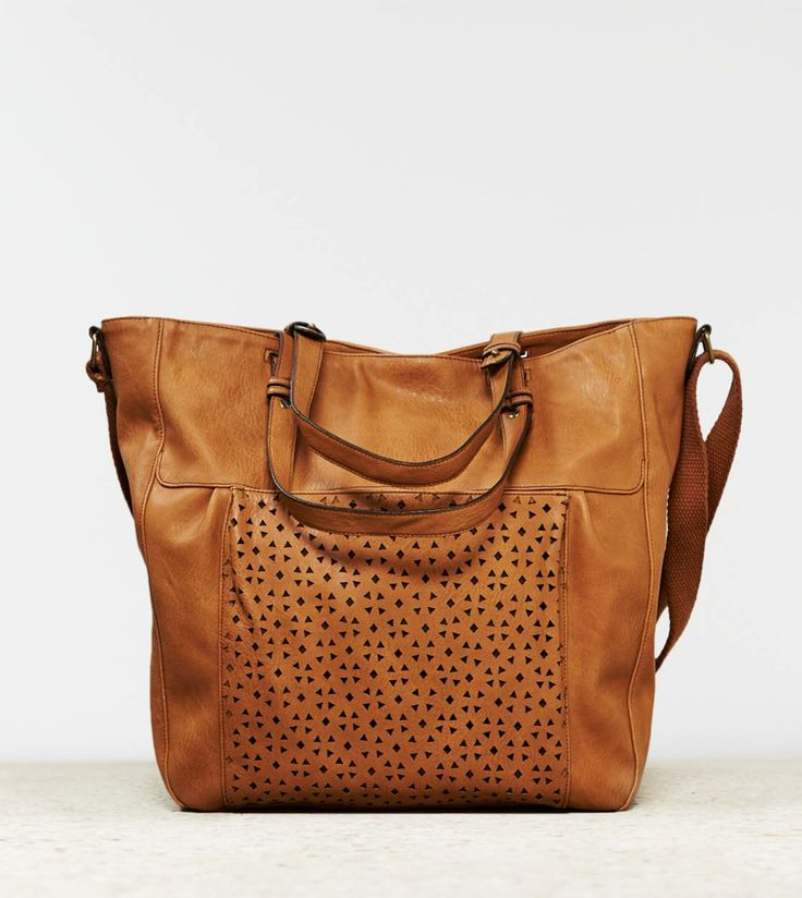 Just bought a tote like this on clearance from American Eagle Outfitters score.