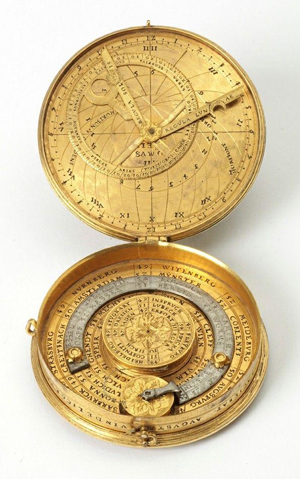 Astrolabe de 1550.