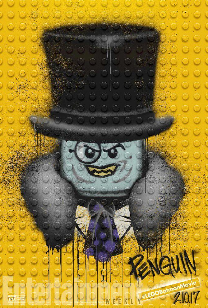 Batman's greatest foe is here! #LEGOBatmanMovie