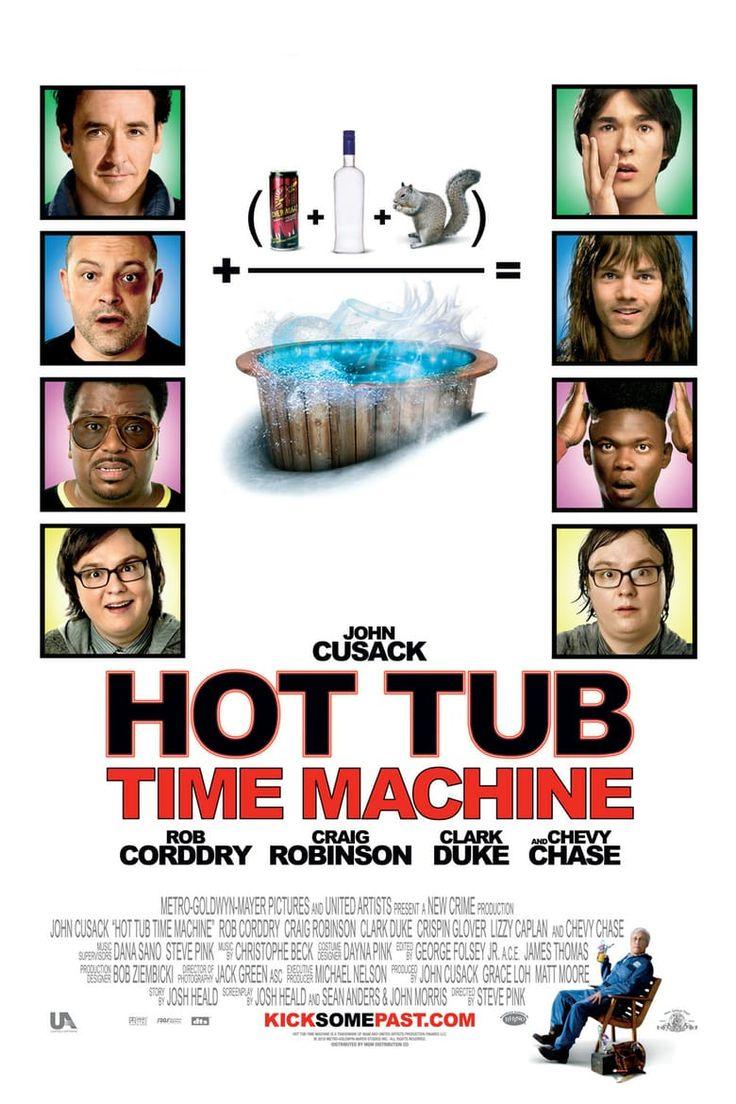 Hot Tub Time Machine Full Movie Hd 1080p Hot Tub Time Machine Time Machine Movie Tub Time