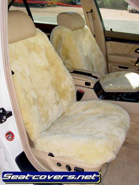 Gobi Sheepskin Seat Covers