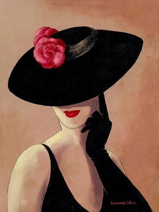 Hats & Hollywood Glamour