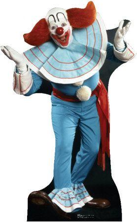 "Bozo, ""the world's most famous clown""  http://bozo-the-clown.info/"
