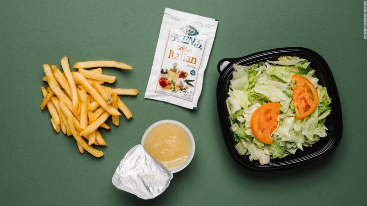 Burger King's menu, as selected by a nutritionist - CNN.com