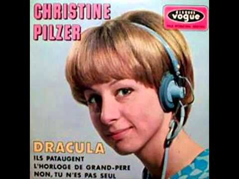 #AUTEMPSDELACHANSON : Christine Pilzer – L'Horloge De Grand-Pere