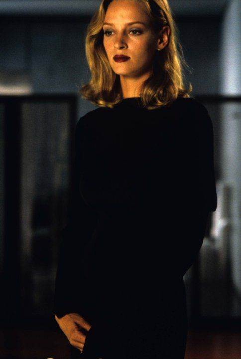 "Uma Thurman in ""Gattaca"" (1997)"