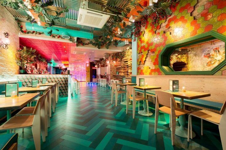 Barrio East London Shoreditch | Barrio East Bar Reviews  | DesignMyNight