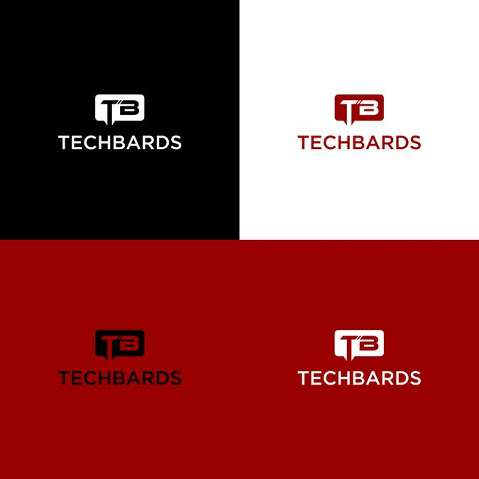 Create an engaging logo for techbards by Mr.pelo
