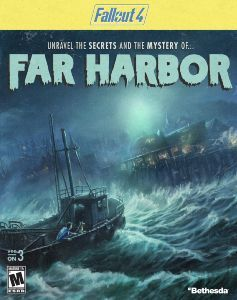 Fallout 4 - Far Harbor DLC - PlayStation 4 [Digital Download Add-On]