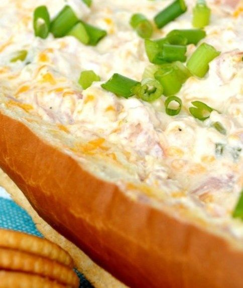 Mississippi Sin Dip....I have been making this dip for years, it is the best dip ever !!