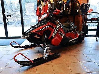 atvs utvs snowmobiles: 2017 Polaris Industries 600 Rush® Xcr Le W/Accessories BUY IT NOW ONLY: $9599.0