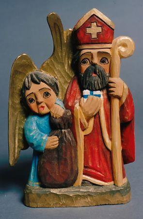 Polish St Nicholas Day traditions