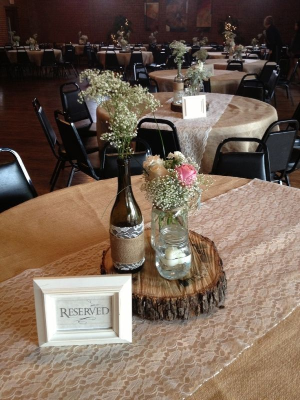Rustic wedding by harriett